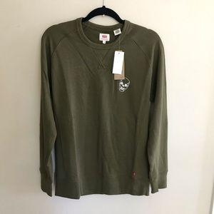 Levi's embroidered Skull sweatshirt 👕